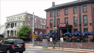 Newark, Delaware - Short Video Tour, USA - July 2012
