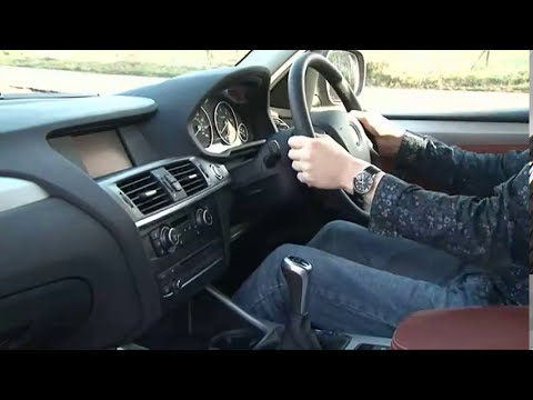 Fifth Gear Web TV -- BMW X3 Review