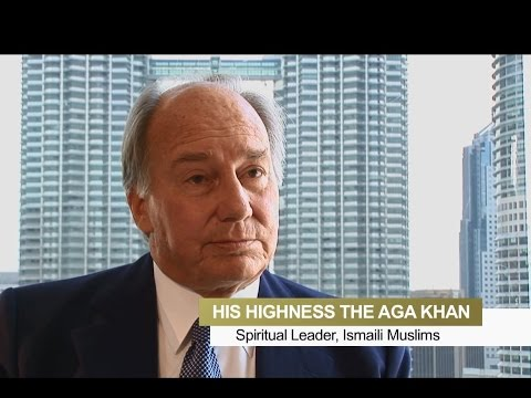 Aga Khan - Creating a Brighter Tomorrow for Africa CCTV Broadcast