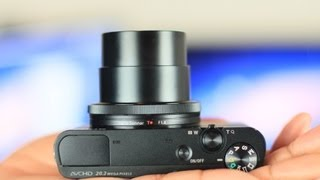 Unboxing: New Sony Cyber-shot RX100