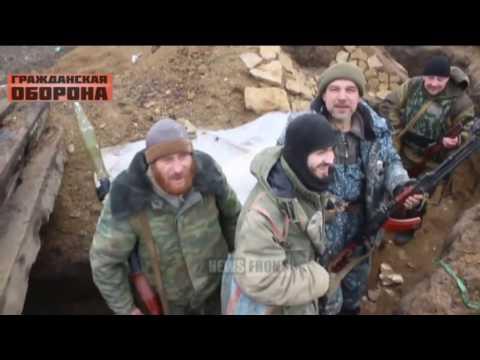Окончательный закат: почему дезертируют боевики ЛДНР? – Гражданская оборона, 21.02.2017