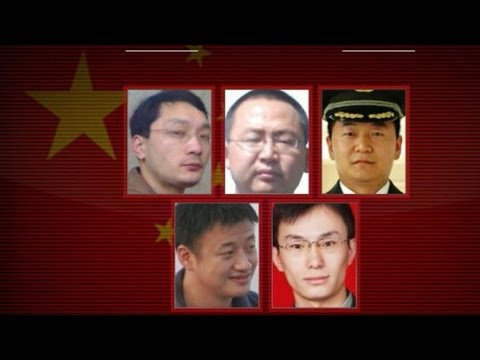 Caught in the Act: 5 Chinese Spies Indicted by the US Justice Department