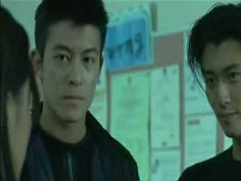 Edison Chen & Gillian Chung - Right Here Waiting
