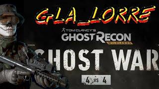Ghost War with UXO-07 , vandenbalck and o-josse-o killing those elites !