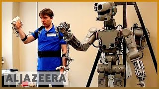 Russian humanoid robot Fedor to travel to space