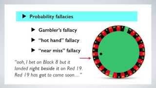 Psychology of casino gambling