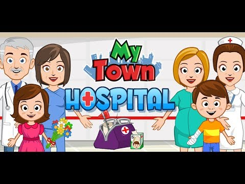 My Town : Hospital APK Cover