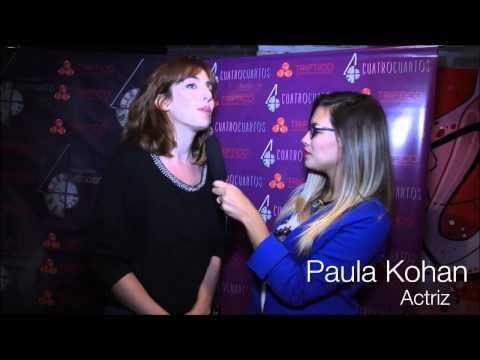 Paula Kohan - Opino sobre Cuatro Cuartos