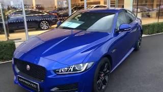 Crewe Jaguar offer this XE R Sport Auto