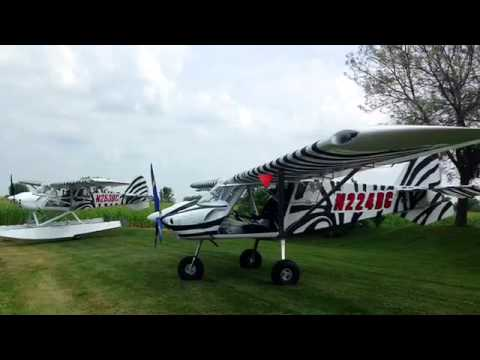 BushCat Light Sport Aircraft