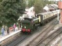 5786 at Buckfastleigh & Staverton 23rd Sept 08