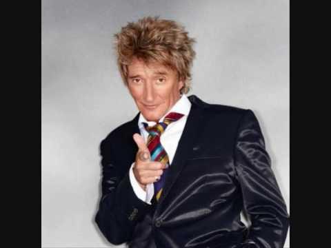 Rod Stewart - I don't wanna talk about it (W/lyrics)