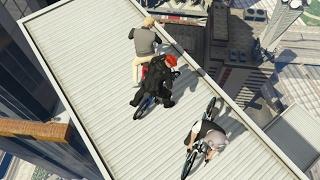 YARASKY IS SLECHT! (GTA V Online Funny Races)