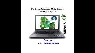 #LaptopRepair Hp capslock key light flashing but no display on screen  #Aditya11ttt & #Satishbhai