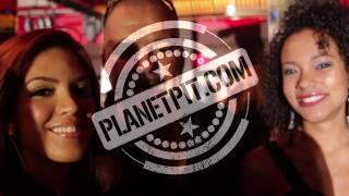 DJ LAZ CHECKS IN FROM THE PITBULL