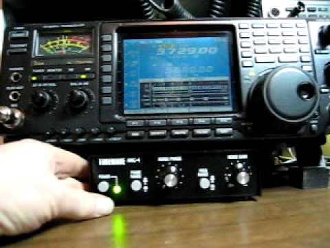 Timewave ANC-4 demo