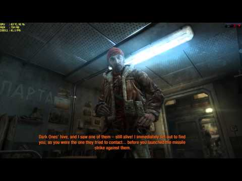 Metro Last Light Xfx Ati Hd6850 Dual Fan