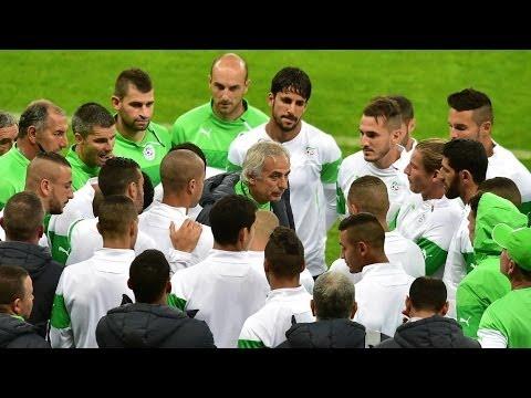 Mondial 2014 : les Algériens espèrent une victoire sur l'Allemagne et une revanche sur 1982