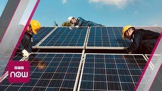 TPHCM trả tiền điện cho người dân lắp điện mặt trời | VTC Now