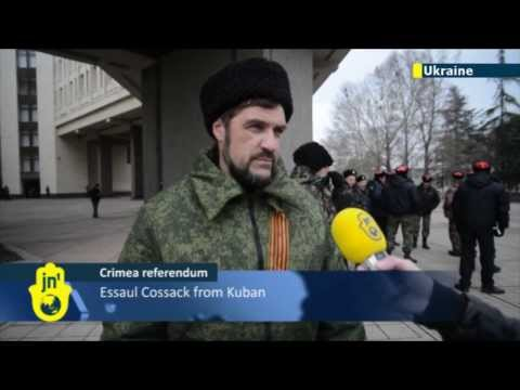 Crimea Referendum: Ukrainians and Tatars protest 'illegal' Russian annexation vote