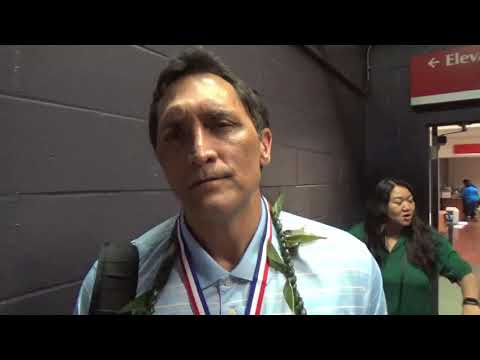 Championship Post-Game: St. Francis Coach Ron Durant