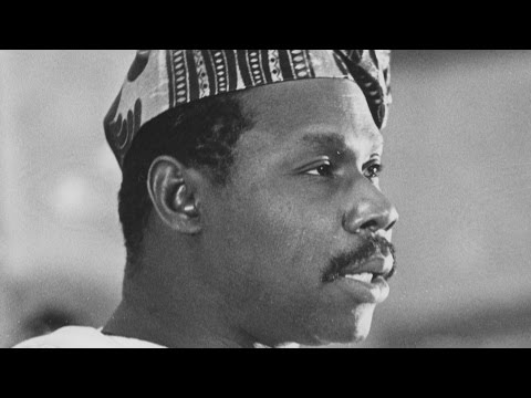 Faces Of Africa - Chief Obasanjo at your service