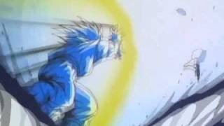 Dragon Ball Z - Nothing Left Here To Burn