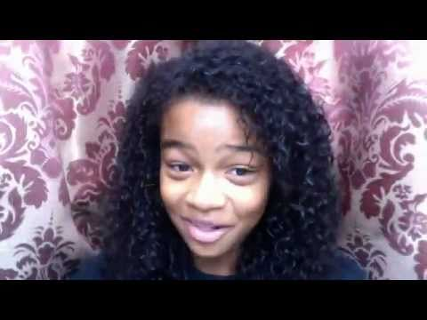 how to natural curly hair youtube