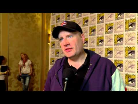 The Avengers: Age of Ultron: Producer Kevin Feige Comic Con Movie Interview