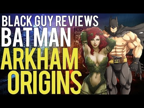 Batman Arkham Origins   Black Guy Reviews