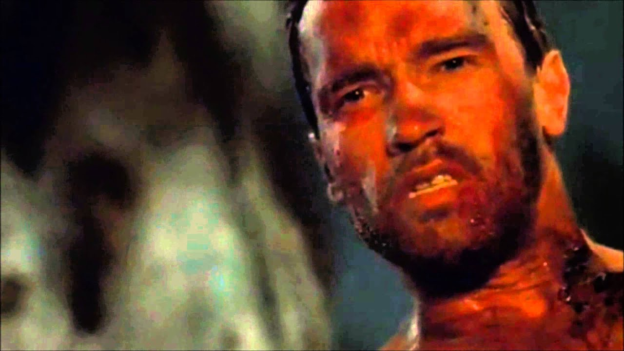 what the hell are you  - arnold schwarzenegger