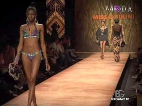 francesca di stefano – èMODA – sfilata Miss Bikini P/E 2010