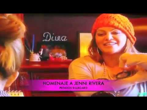 HOMENAJE A JENNI RIVERA EN PREMIOS BILLBOARD 2013