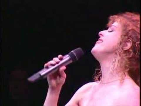 The Way You Look Tonight by Bernadette Peters