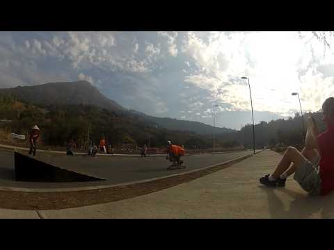 Longboard Freeride The Progress 2012