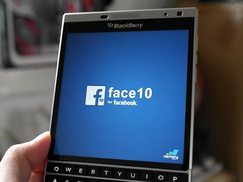 A quick look at third party Facebook app Face10