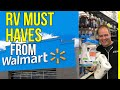 MUST HAVE RV GADGETS FROM WALMART (TOP RV TIPS FOR BEGINNERS)