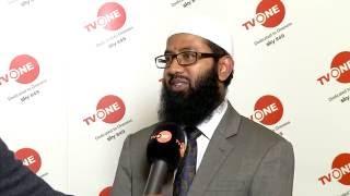 Abu Sayeed Ansari on TV ONE