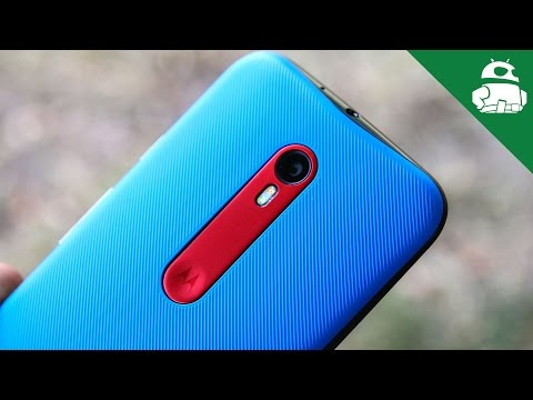 Moto G 2015 - Review!