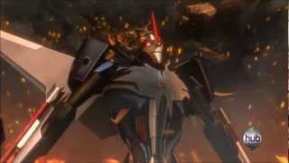 Skillet-Cycle Down Transformers Prime  Starscream