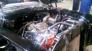 Checker Cab with open manifolds