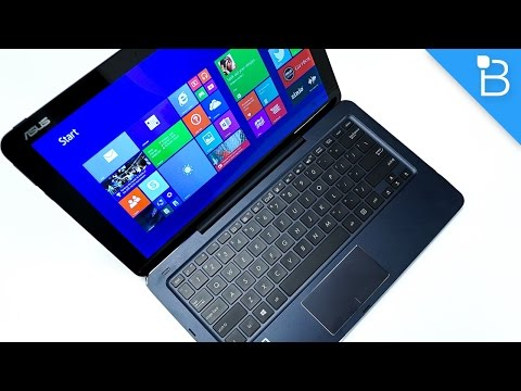 Asus Transformer Book T300 Chi Review! (Core M powered)
