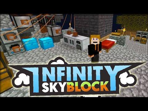 Ein neues LEVEL! - FTB INFINITY SKYBLOCK #14