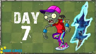 Plants vs Zombies 2 - Modern Day - Day 7 [Portals] No Premium