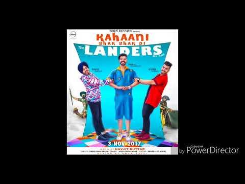 Kahaani Ghar Ghar Di    The Landers    Remix    Dj Sunny