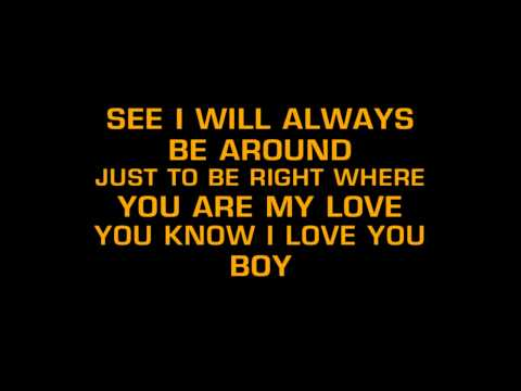 Whitney Houston-i Believe In You And Me (karaoke) video