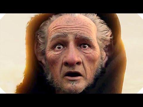 Découvrez l'acteur qui a ému Steven Spielberg en BON GROS GÉANT ! (2016)