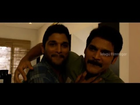 Race Gurram Movie Making - Allu Arjun, Shruti Haasan, Surender Reddy video