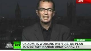 UK, Israel & US plan to strike Iran exposed!
