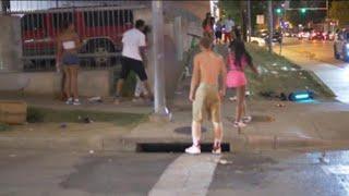Video shows Downtown Austin shooting   KVUE